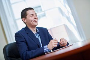 Thomas Steed - Trainee Accountant