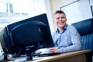 Chris Reeve - Managing Director