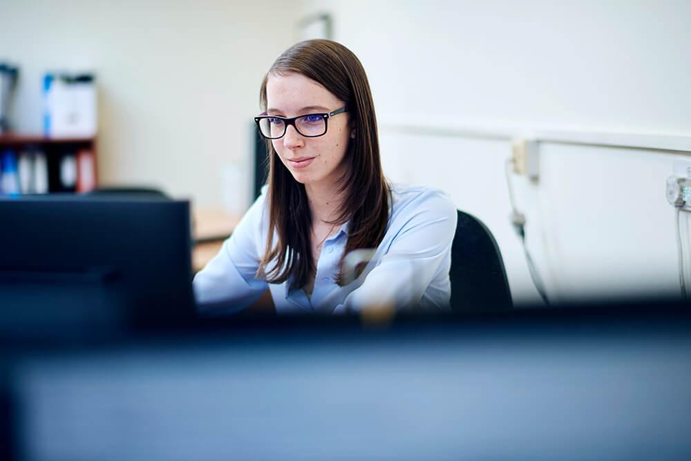 Rebecca Bloomfield - Trainee Accountant