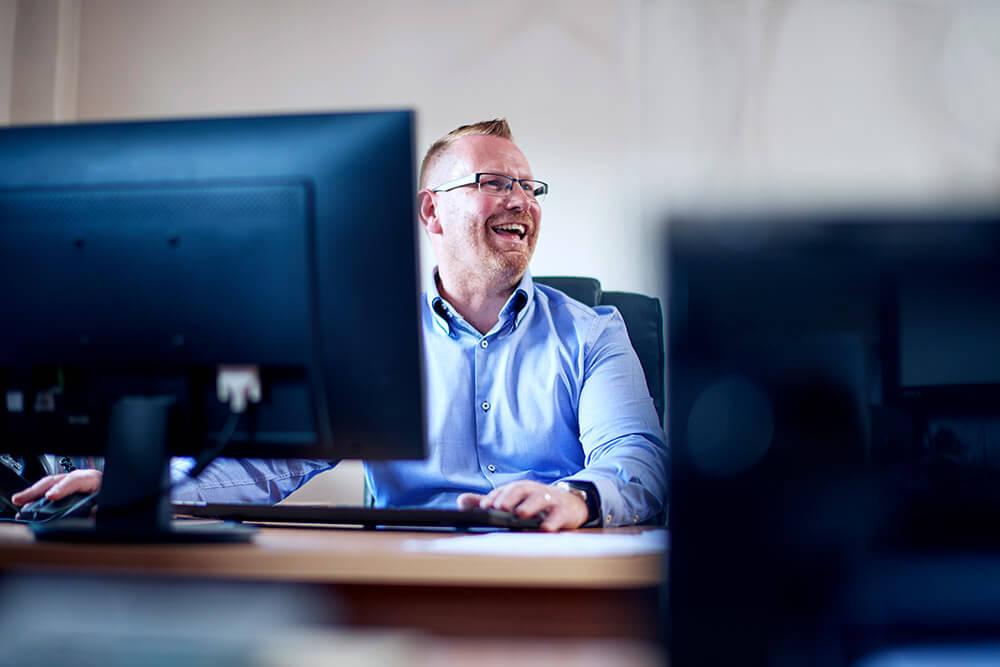 Trevor Poole - Client Manager
