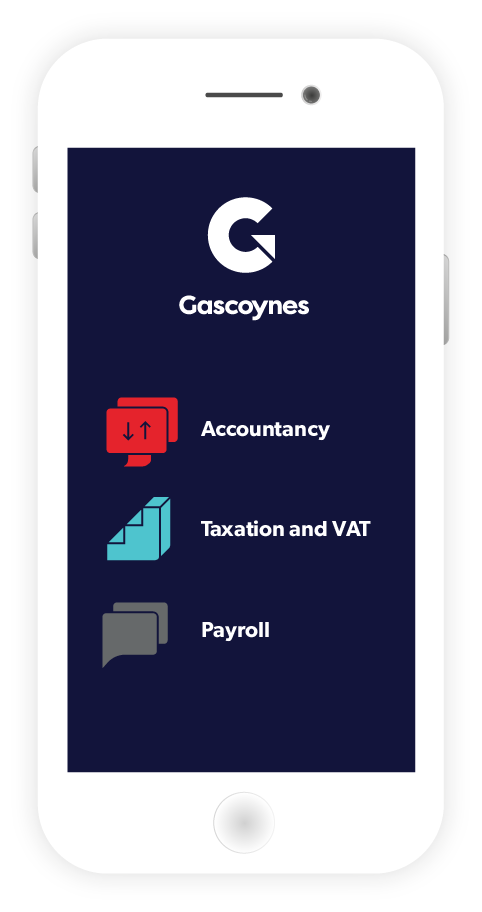 Gascoynes Accountancy App