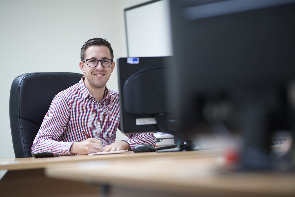 James Smith Payroll Manager at Gascoynes Chartered Accountants in Bury St Edmunds