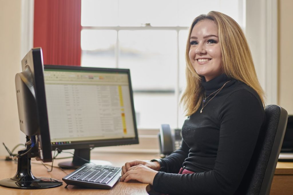 Jasmine Tebbit - Trainee Accountant at Gascoynes Chartered Accountants in Bury St Edmunds
