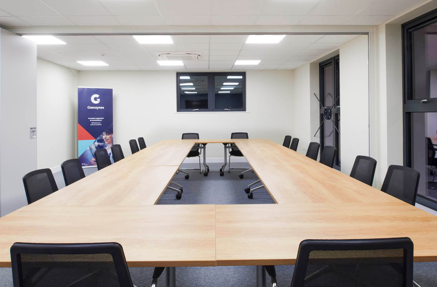 Gascoynes House - New Office Conference Room