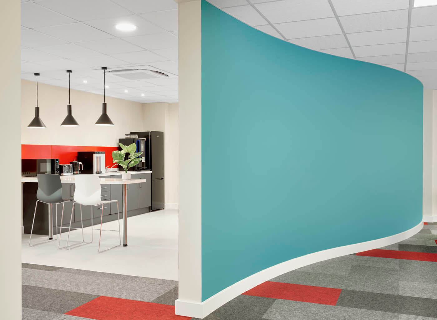 Gascoynes House - New Office Interior